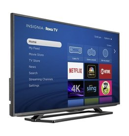 Insignia 43-Inch, INSIGNIA, LED, 2160P, 60Hz, 4K Smart TV, NS-43DR710NA17, OC2, BRA20171031-33, RS