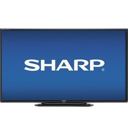 Sharp 60-Inch, SHARP, LED, 1080P, 240Hz, 3D Smart Wifi, LC-60LE755U, OC4, BRA20171031-64, RS, SCRATCH & DENT SPECIAL