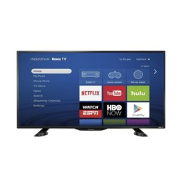 Insignia 39-Inch, INSIGNIA, LED, 1080P, 60Hz, Smart, NS-39DR510NA17