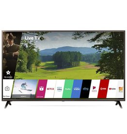 LG 43-Inch, LG, LED, 2160P, 60Hz, 4K, HDR, Smart, WiFi, 43UK6300PUE
