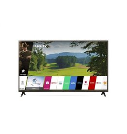 LG 50-Inch, LG, LED, 2160P, 60Hz, 4K, HDR, Smart, WiFi, 50UK6300PUE