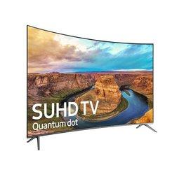 Samsung 65-Inch, Samsung, LED, 2160P, 120Hz, 4K, HDR, Curved, Smart, UN65MU850