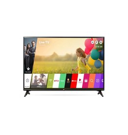 LG 49-Inch, LG, LED, 1080P, 60Hz, Smart, Wifi, 49LJ550M