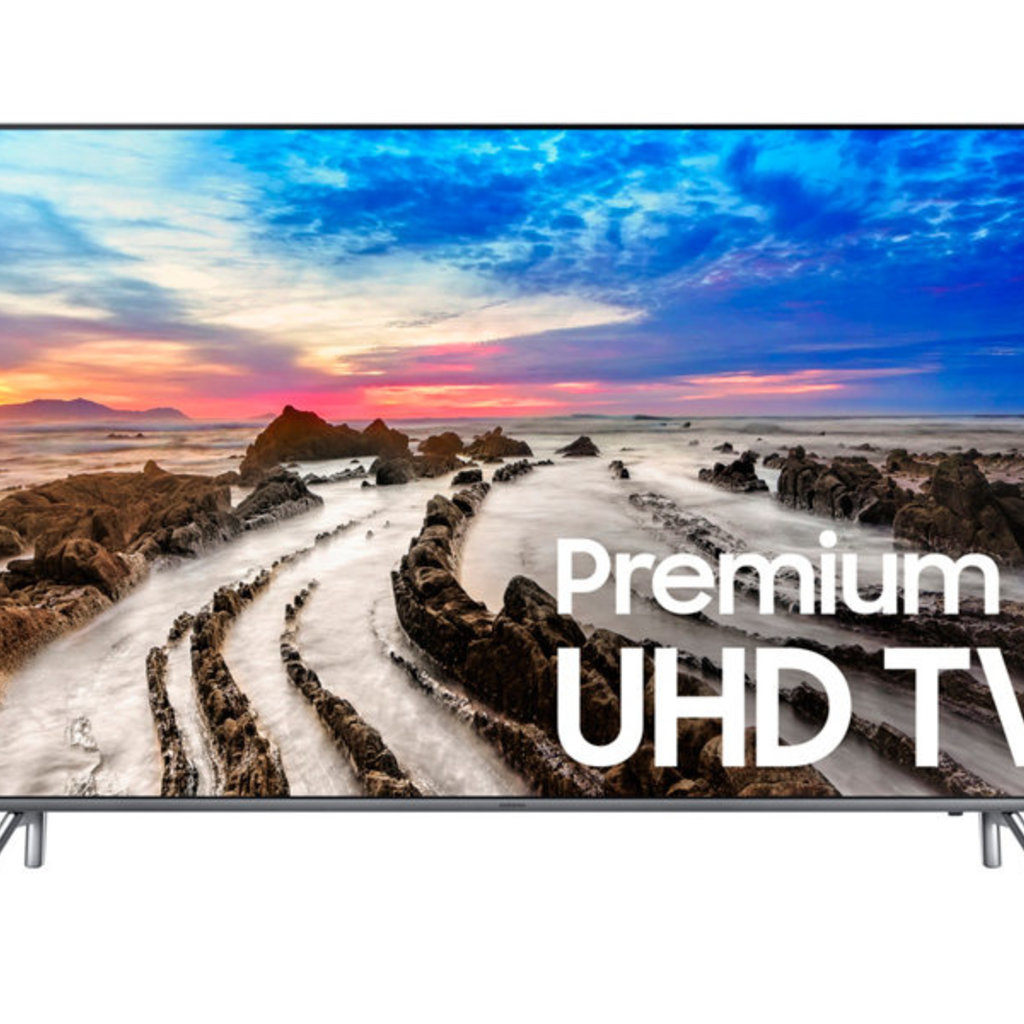 Samsung 65-Inch, SAMSUNG, LED, 2160P, 120Hz, HDR, 4K, Ultra HD, Smart, Wifi, UN65MU8000FXZA, OC2, TSBR20190303-37, WM