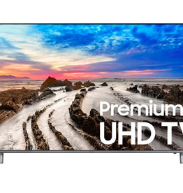 Samsung 65-Inch, SAMSUNG, LED, 2160P, 120Hz, HDR, 4K, Ultra HD, Smart, Wifi, UN65MU8000FXZA, OC2, TSBR20190303-37, WM
