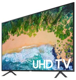 Samsung 65-Inch, SAMSUNG, LED, 4K, HDR, Smart, UN65NU710DFXZA
