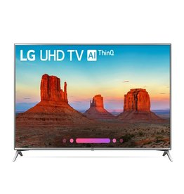 LG 70-Inch, LG, LED, 4K, HDR, Smart, 70UK6570