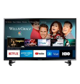 Insignia 39-Inch, Insignia, LED, Amazon FireTV, NS-39DF510NA19