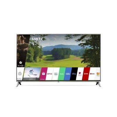 LG 50-Inch, LG, LED, HDR, 4K, Smart, 50UK6500AUA
