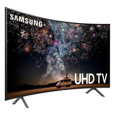 Samsung 55-Inch, SAMSUNG, LED, Curved, HDR, 4K, Smart, UN55RU730DF