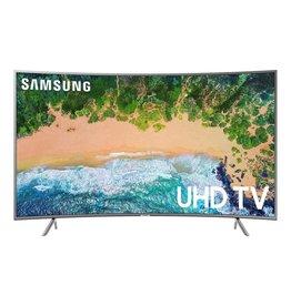 Samsung 49-Inch, SAMSUNG, LED, Curved, 4K, HDR, Smart, UN49NU6300F