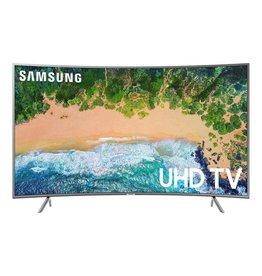 Samsung NEW! 49-Inch, SAMSUNG, LED, Curved, 4K, HDR, Smart, UN49NU6300F