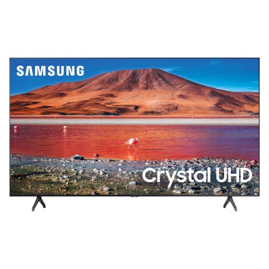 Samsung 65-Inch, SAMSUNG, 4K, HDR, Smart, UN65TU700DF