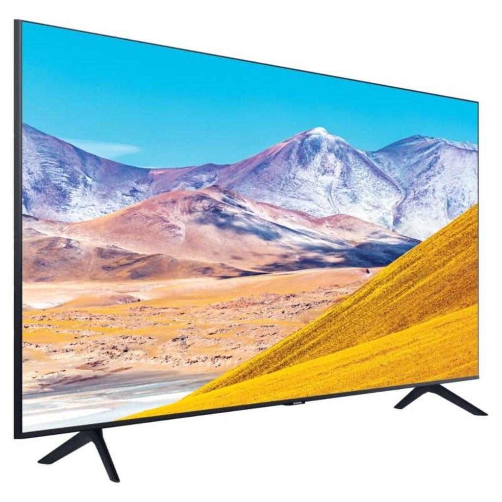 Samsung 85-Inch, SAMSUNG, LED, 4K, HDR, Smart, UN85TU800DFXZA