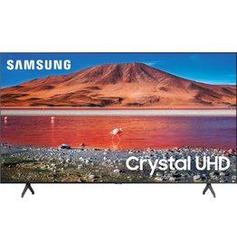 Samsung 50-Inch, Samsung, LED, 4K, HDR, Smart, UN50TU700DFXZA