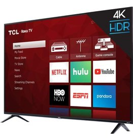 TCL 43-Inch, TCL, LED, 4K, HDR, Smart, 43S423