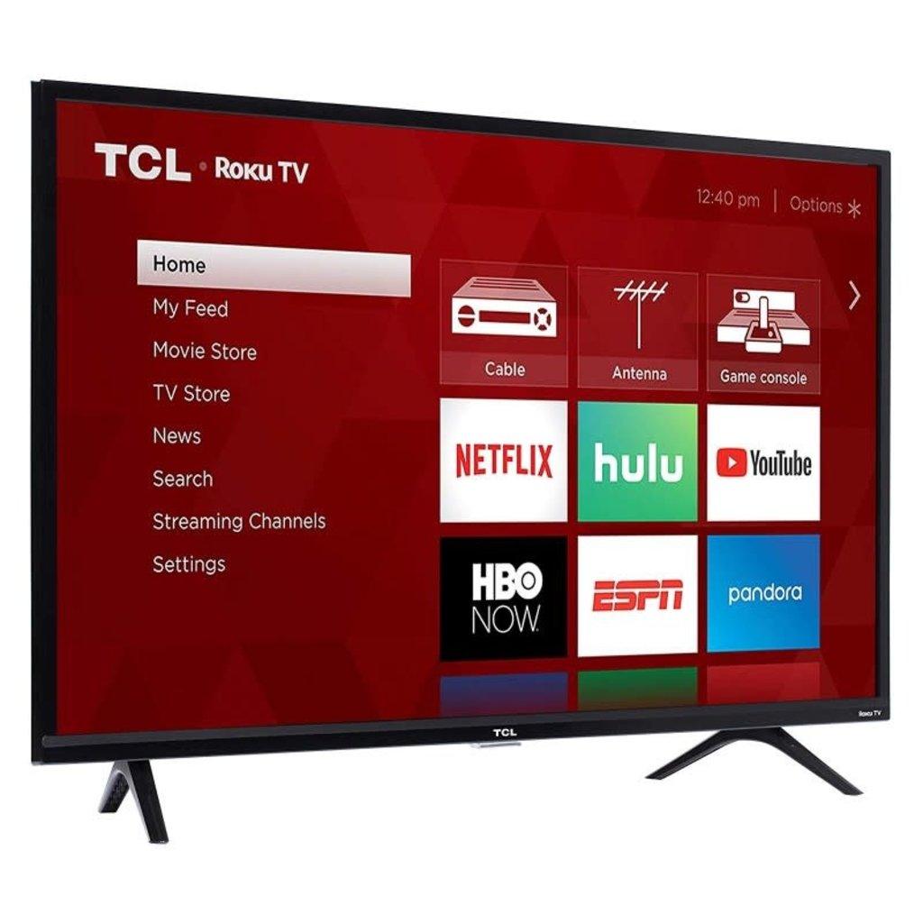 TCL 32-Inch, TCL, LED, Roku, Smart, 32S325