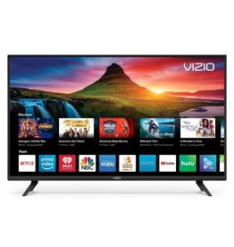 Vizio Early Black Friday Sale! 40-Inch, VIZIO, LED, 1080P, Smart, D40F-G9, NEW
