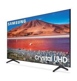 Samsung Sale! 75-Inch, Samsung, LED, 2160P, 60Hz, 4K, HDR, Smart, UN75TU700DFXZA, NEW