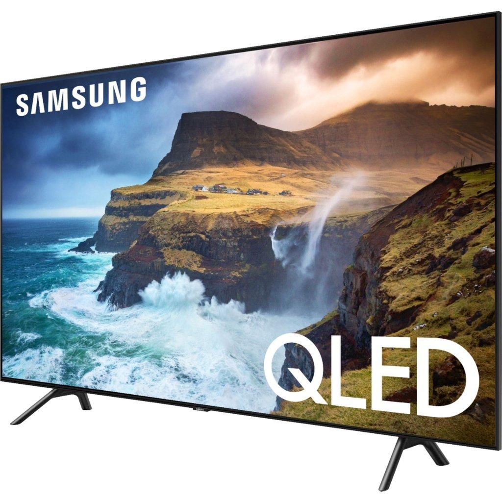 Samsung 82-Inch, SAMSUNG, QLED, 2160P, 120Hz, 4K, HDR, Smart, QN82Q7DRAF, NEW