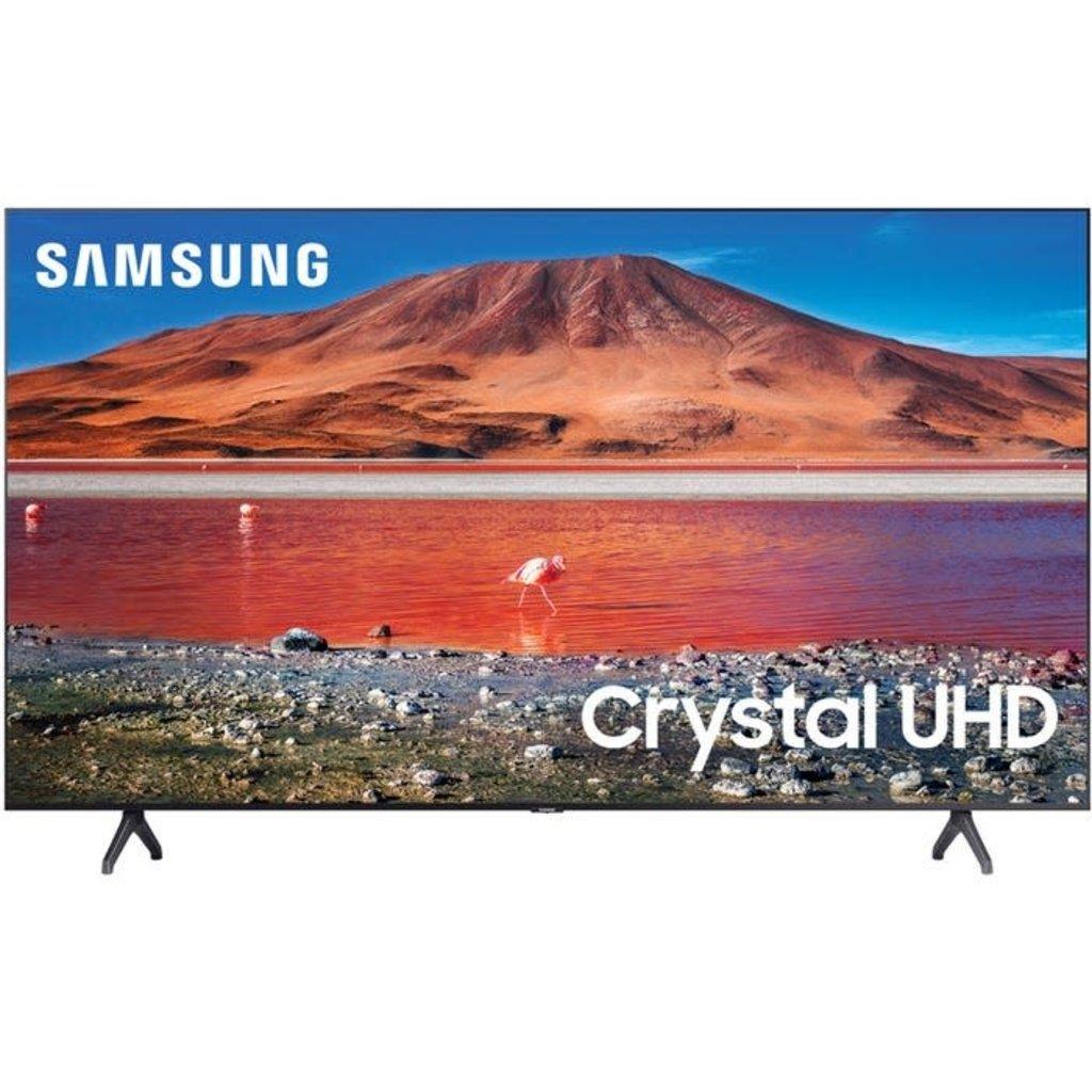 Samsung **Sale 7/16-7/22** 70-Inch, SAMSUNG, LED, 4K, HDR, Smart, UN70TU700DFXZA, NEW
