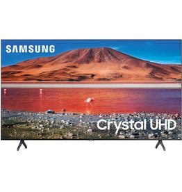 Samsung 70-Inch, SAMSUNG, LED, 4K, HDR, Smart, UN70TU700DF, NEW