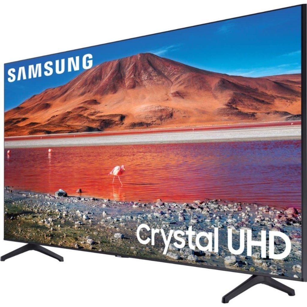 Samsung 65-Inch, SAMSUNG, 4K, HDR, Smart, UN65TU700DF, NEW