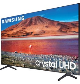 Samsung 65-Inch, SAMSUNG, 4K, HDR, Smart, UN65TU700DFXZA, NEW