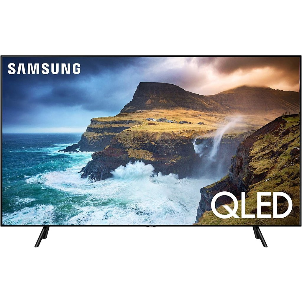 Samsung 65-Inch, Samsung, QLED, 4K, 120Hz, HDR, Smart, QN65Q70RAF, NEW