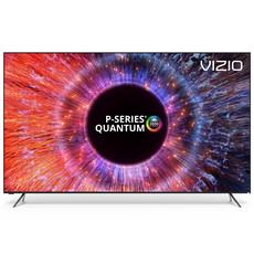 Vizio 75-Inch, Vizio, QLED, 2160P, 120Hz, 4K, Smart, HDR, P75Q9-H1, NEW