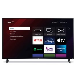 Sanyo 55-Inch, Sanyo, LED, 2160P, 60Hz, 4K, HDR, Smart, Roku, FW65R70F, NEW