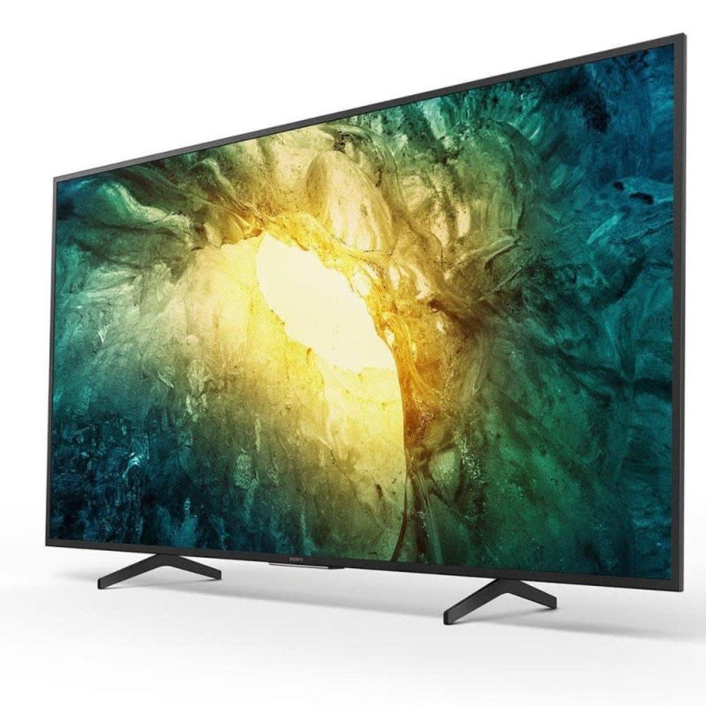 Sony 75-Inch, SONY, LED, 4K, HDR, Smart, KD75X75CH, NEW