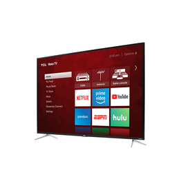 TCL 55-Inch, TCL, LED, 4K, HDR, Smart, WiFi, 55S433, NEW