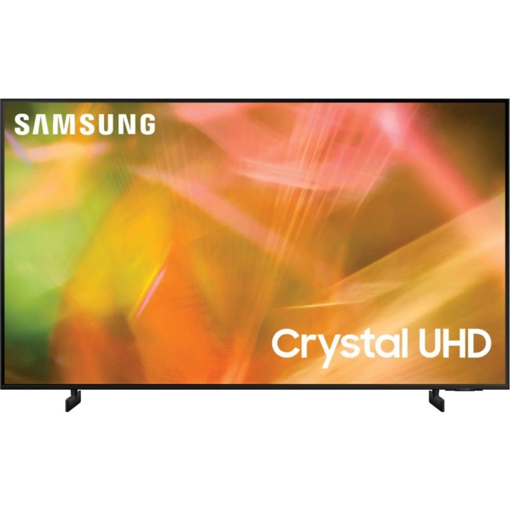 Samsung 65-Inch, SAMSUNG, LED, 4K, HDR, Smart, UN65AU800DFXZA, NEW