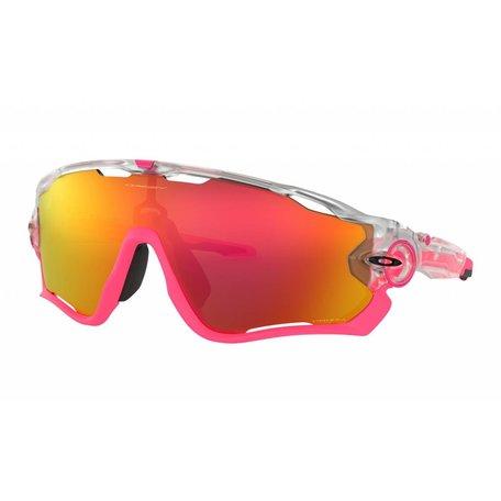 8553bfe68473a Oakley Jawbreaker - Crystal Pop w Prizm Ruby