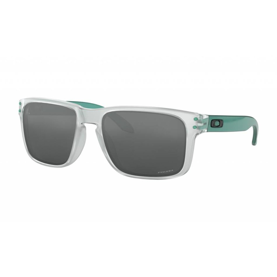 74acb83614 OAKLEY Holbrook Crystal Clear w PRIZM Black Iridium - The 11 Online Inc.