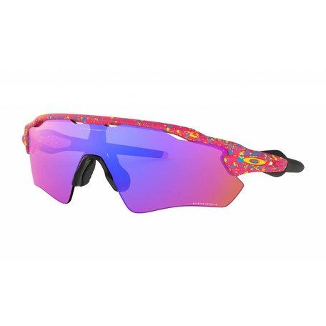 Oakley Radar EV Path Splatter Neon Pink w/Prizm Trail