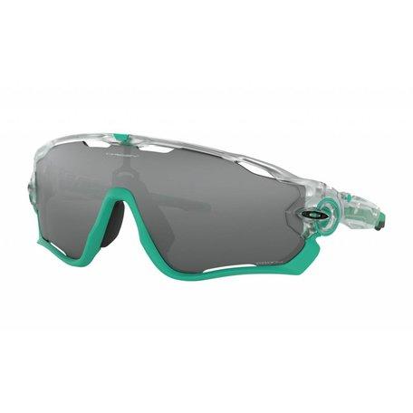 Oakley Jawbreaker Sunglasses - Crystal Pop w/Prizm Black Iridium