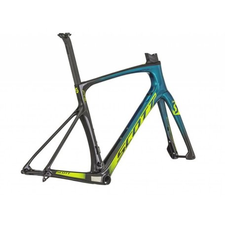 Scott Foil Premium Disc Frameset Green - 2019