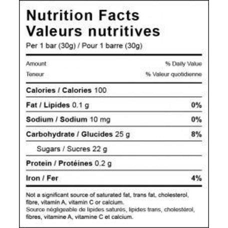 xact nutrition FRUIT2 strawberry single