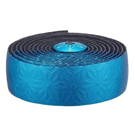 Supacaz, Bling, Handlebar Tape, Blue Anodized