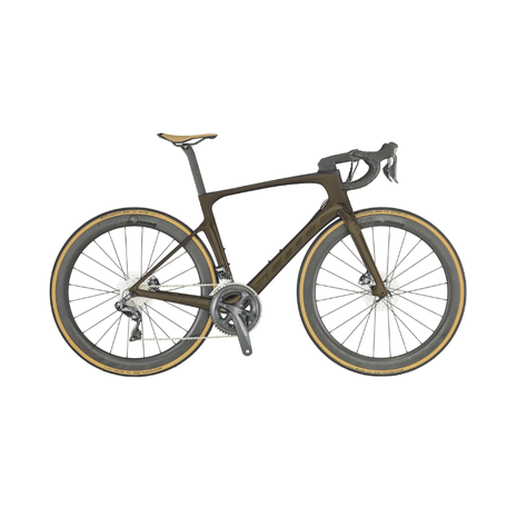 Scott Foil 10 Disc Bike BRONZE 2019