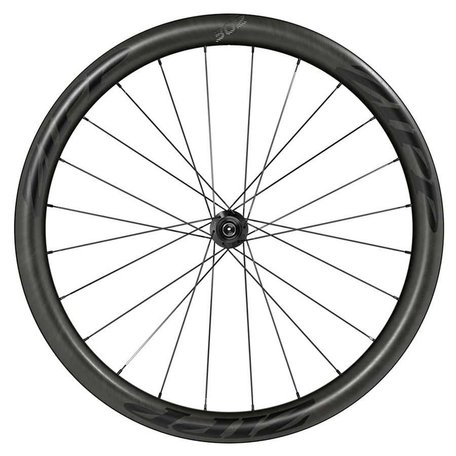 Zipp, 302 Disc Black decal, Wheel, Front, 700C / 622, Holes: 24, QR/12/15mm TA, 100mm, Disc Center Lock