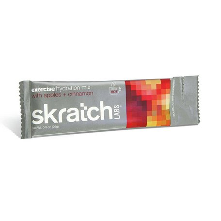 SKRATCH LABS Exercise Hydration Mix  Apples + Cinnamon single