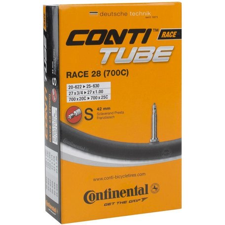 Continental Tube 700 X 18-25 - Pv 42Mm - 100G