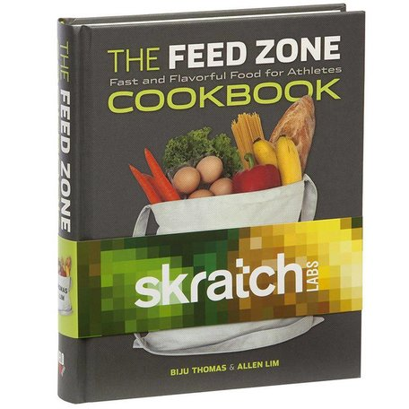 Feed Zone Table Book