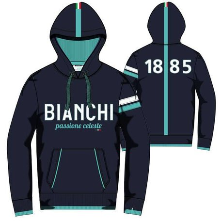 BIANCHI Pullover Hoodie