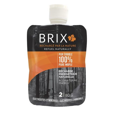 BRIX Gel 80 G 100% Pure Maple