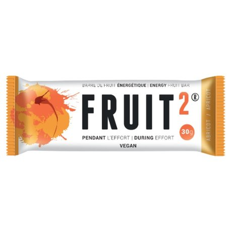 xact NUTRITION FRUIT2 apricot single