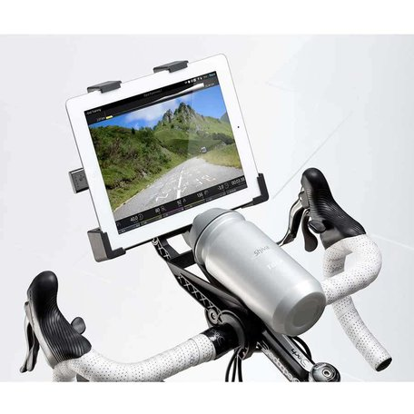 TACX Bracket for Tablets, Handlebar mount